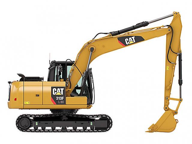 Caterpillar 313FL GC<br>