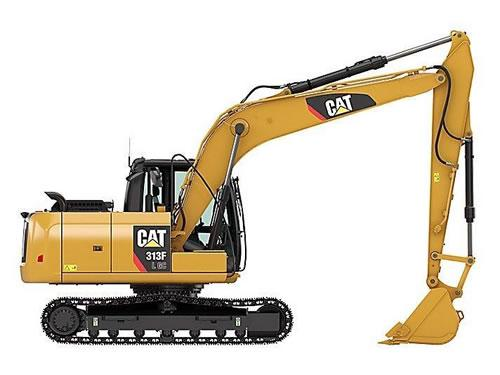 Caterpillar 313FL<br>